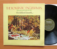 Meridian E77002 The Romantic Englishman 1750-1900 The Hilliard Ensemble NM/EX