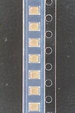 Lot of 25 TAJR106M006RNJ AVX Capacitor Tantalum 10uF 20% 6.3V R Case 0805 NOS