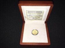Griechenland 100 Euro 2017 Gold PP Athena im Etui mit Zertifikat-Nur 1.200 Stück