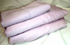 XL Twin Size Sheet Set Pale Lavender Light Purple by  Charter Club