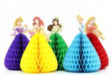New Princess Cake 3D Greeting Card Pop Up Birthday Card Valentine's Day