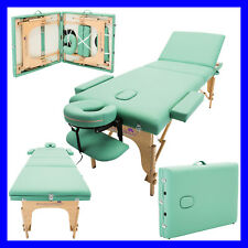 Massage Imperial® Lightweight Light Green Portable Massage Table Beauty Reiki