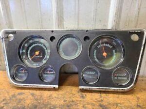 Speedometer Cluster 100 MPH Fits 1970 CHEVROLET BLAZER K5 788598