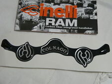 1 resin sticker for handlebar CINELLI RAM COLNAGO racing bikes NEW !!!