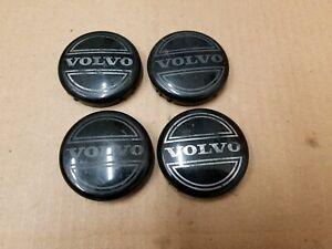 Volvo OEM 1997-2009 850 S Series S60 V70 XC70 Center Cap Hub Cover Set 9472026