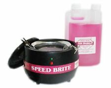 Speed Brite 200SB Ionic Cleaner SS Basket, Ring Hanger, Gems Jewelry Coins