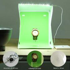 26LED Light Room Photo Studio Photography Lighting Tent Kit Backdrop Cube Box