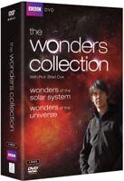 Wonders Of The Universe / Solar Sistema DVD Nuevo (BBCDVD3431)