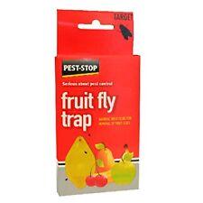 Pest stop mosca de la fruta trampa Insecto Bug catcher Killer Bar Cocina en forma de limón