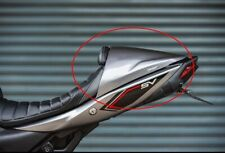 Suzuki sv650x sv650a sv650 rear passenger cover seat fairings body cafe gray