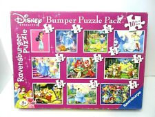 10 In A Box Children's Disney Princess Ravensburger Bumper Jigsaw Puzzle Pack