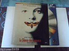 LASERDISC - LE SILENCE DES AGNEAUX