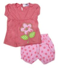 Oshkosh B'gosh One Flower Bloomer Set Baby Girl Clothes (GBOFW-07), Size: 12 mos