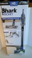 Shark Rocket IX141 Super Lightweight Cordless Stick Vacuum 7.5 lbs Blue Iris' OB