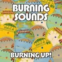 BURNING UP! (VARIOUS ARTISTS) 4 CD NEW!