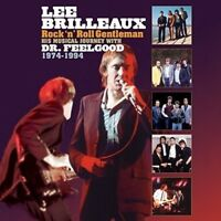 DR.FEELGOOD - LEE BRILLEAUX: ROCK 'N' ROLL GENTLEMAN  4 CD NEW!