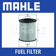 Mahle Filtro De Combustible kx70d (Mercedes)