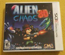 Alien Chaos 3D - Nintendo 3DS