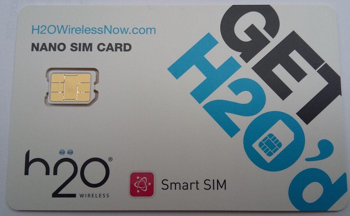 H2O_SimCard_Store