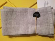The White Company Gray Linin Napkin
