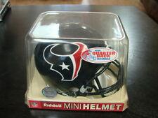 Houston Texans Riddell Mini Helmet  ( B2 )