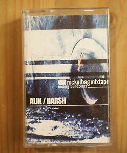 Dj Harsh + Dj Alik Nickelbag Mixtape Tantaroba Club Dogo Gemitaiz Fedez 2002 K7