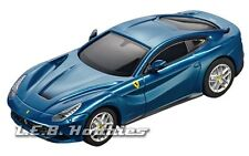 Carrera GO!!! Ferrari F12 Berlinetta, Abu Dhabi Blue 1/43 analog slot car 64055