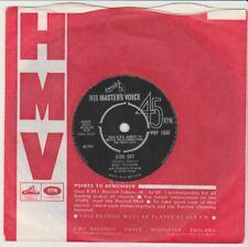 """Bert Weedon """"Kick Off/MacGregor's Leap"""" HMV 1966 7"""""""