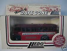 MODEL OF DAYS GONE BUS DIE CAST  No. DG17 WITH BOX LLEDO