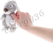 Plush toy-rattle Rabbit 16 cm from cartoon Masha and the Bear (Маша и медведь)