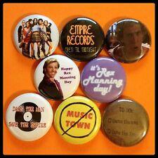 "Empire Records 1"" buttons badges Damn The Man 90s Alternative"
