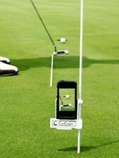 GOLF SWING CADDY PRO: (BLACK)