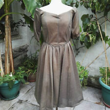Unbranded Satin Plus Size Vintage Clothing for Women