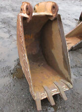 "Used small 18"" Digging Bucket for Small Excavator"