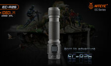 Jetbeam Niteye EC-R26 CREE XP-L 1080 Lumens USB Rechargeable Flashlight Torch