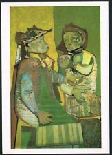 Postcard. Art/Painting. The Fortune Teller. R. Colquhoun. Tate Gallery. Unused.