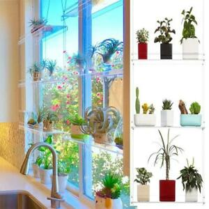 Window Plant Shelf Hanging Shelf Plant Shelves Plant Stand Indoor Garden Decors
