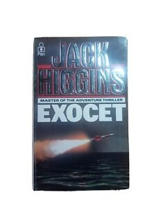 Exocet by Jack Higgins (Paperback, 1984)