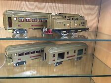 Lionel Standard Gauge 318E with 309, 310, 312 Mohave
