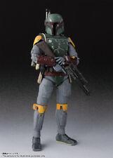 BANDAI S.H.Figuarts BOBA FETT Figure STAR WARS Return of the Jedi VI
