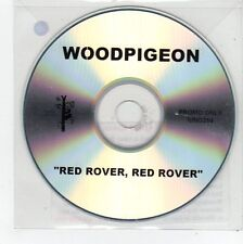 (FE939) Woodpigeon, Red Rover Red Rover - DJ CD