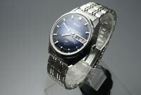 Vintage 1973 JAPAN SEIKO LORD MATIC WEEKDATER 5606-7280 23Jewels Automatic.