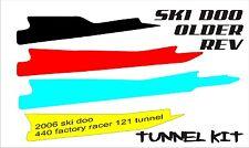 TUNNEL GRAPHICS  SKI DOO older REV MXZ SUMMIT MACH 440 121 136 144 151 159 162