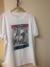 American Eagle Yo! MTV RAPS ~ JAY-Z & B.I.G. retro 2-sided t-shirt Size Medium