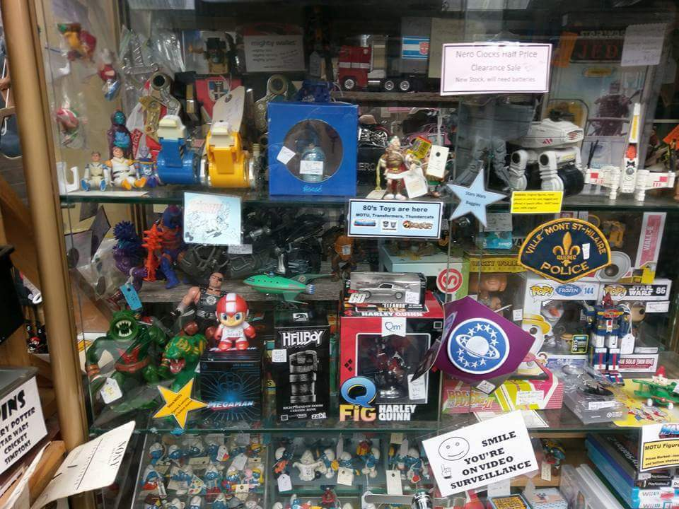 Doms Toys and Collectables