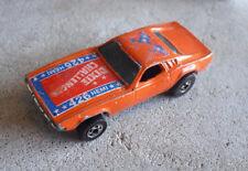 Vintage 1970 Hot Wheels Dixie Challenger 426 Hemi Car