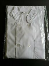 Chef Coat Happy Chef Pearl Button Jacket Xl Uniform Sleeve White 403-3/4 Nip