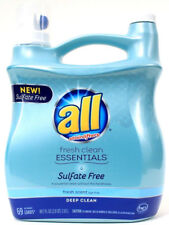 All Stainlifters Fresh Clean Essentials Sulfate Free Fresh Scent Dye Free 89.7oz
