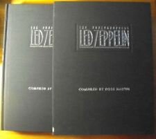 Led Zeppelin The Photographers Ross Halfin First Edition 1995 Book Free Shipping