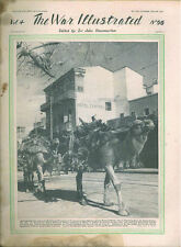 WAR ILLUSTRATED 96 FREE FRENCH SYRIA_PBY_MALTA_CRETE_SCOTS GUARDS_DESERT RADIO T